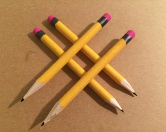 American Girl Sized Doll Pencils - 4