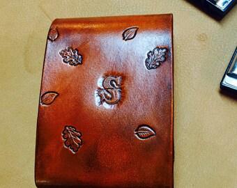 Customize your own harmonica case: single slot case