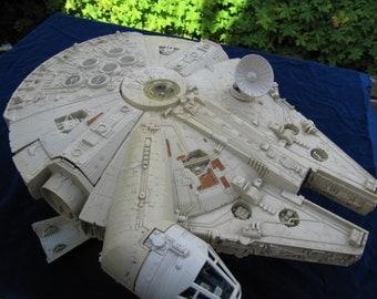 STAR WARS the falcon