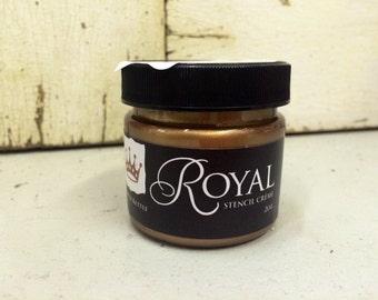 "Royal Stencil Creme ""Copper Kettle"""