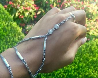Oya Hand Chain / Hand Bracelet