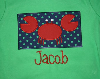 Wide Crab Patch