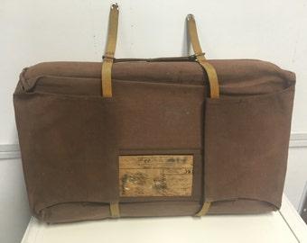 """Vintage Antique Mail Bag/Parcel Case """"Circa 1920s"""""""
