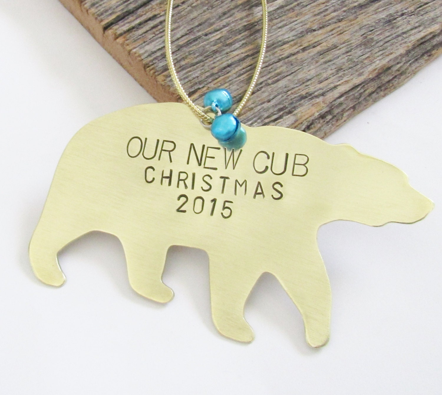 Baby Boy Gifts For Christmas : Baby s first christmas ornament boy gift new parents