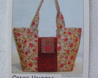 Lazy Girl Designs Handbag Pattern