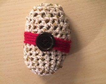 Crocheted Paperweight