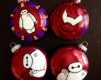 Big Hero 6 Baymax Ornament