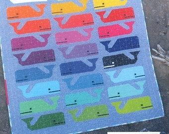 Preppy Pod Pattern By Elizabeth Hartman Eh 024 From