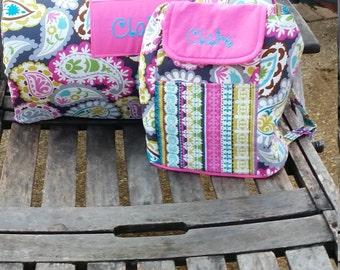 Toddler backpack. monogrammed
