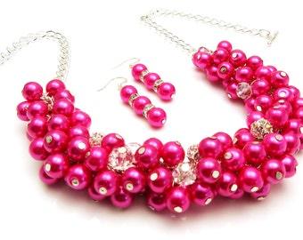 wedding jewellery sets etsy uk