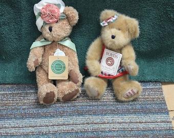 Lot of 2 Boyds Bears  Truely B Scrumptious-Auntie Aleen
