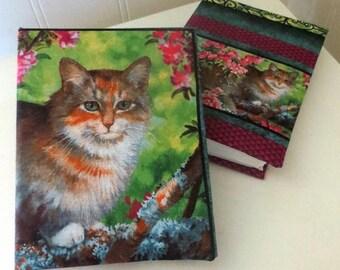 Set of 2 - Cat photo albums