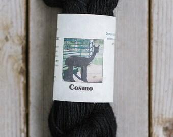 Alpaca Yarn, Cosmo 100% Pure Organic