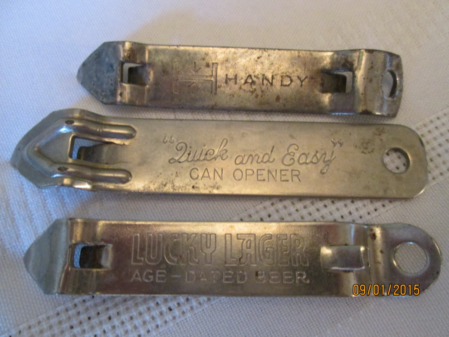 Vintage Can Openers 119