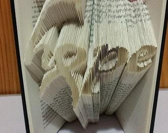 hope book fold **PATTERN**