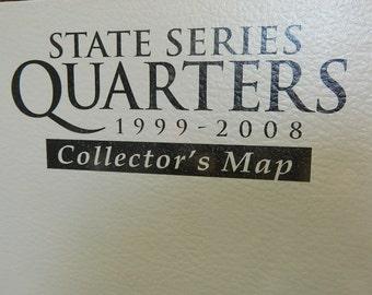 50 States Quarters Display Kit