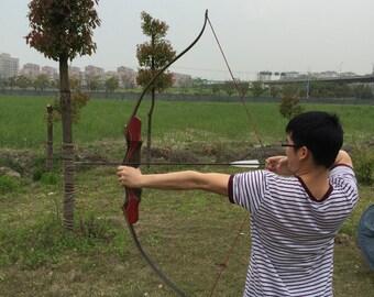Longbowmaker Takedown Recurve Bow AMH