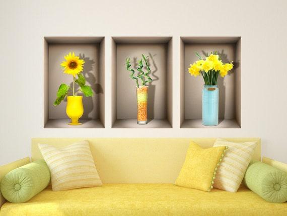 Zimmerfarben lila weiße Kante Wand Holzkiste