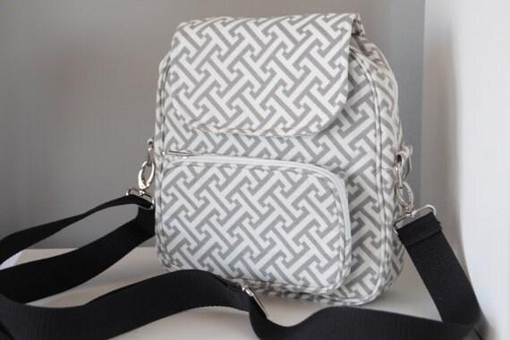 back to school backpack lunch bag sling bag diaper bag. Black Bedroom Furniture Sets. Home Design Ideas