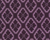 Obi Fabric - From Seedling by Thomas Paul for Michael Miller  Fabrics DC 6846 Plum - Priced by the Half Yard