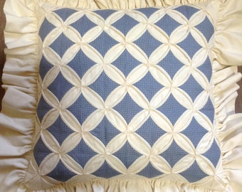 Cathedral Window Quilt Etsy