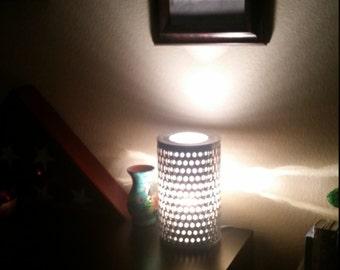 aluminum accent lamp