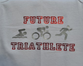 Future Triathlete Onesie