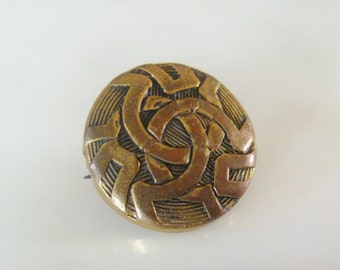 Vintage Celtic Knot Pin