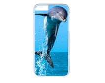 Dolphins Ocean Wild Life Case Cover for iPhone 4 4s 5 5s 5c 6 6s 6 Plus iPod Touch case