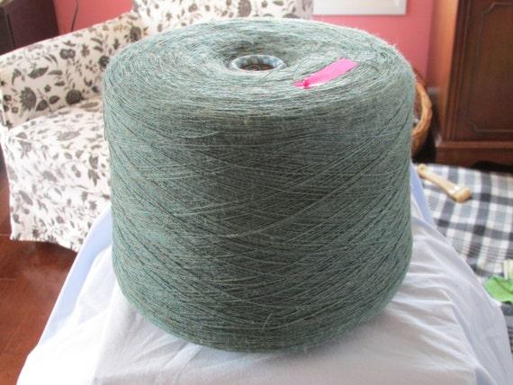 machine knitting cone yarn