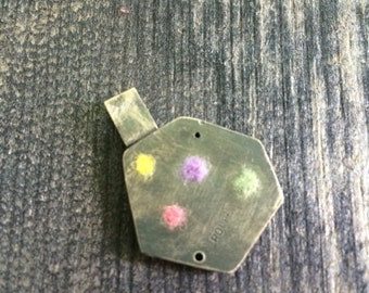 The box - pendant