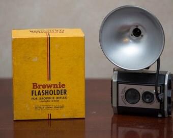 Vintage Brownie Reflex Camera