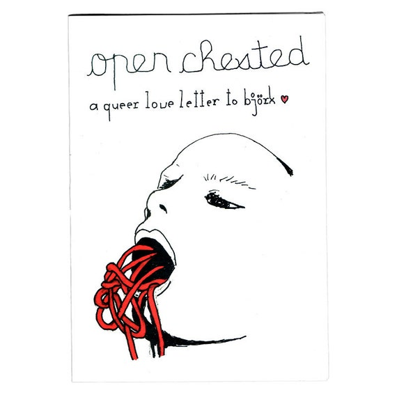 open chested: a queer love letter to björk