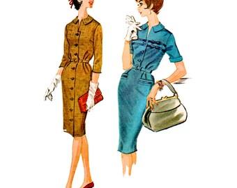 McCall's Sewing Pattern 6088 Misses' / Women's Dress   Size:  12  Uncut