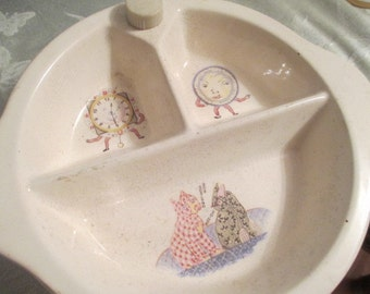 Baby feeding Dish