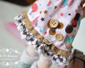 bjd doll outfit girl - Cookies for YOSD RL tuesday AI 1/6BB