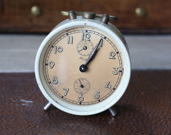 Vintage Alarm Clock German Retro