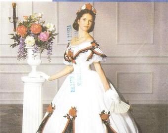 Simplicity 5724 Misses' Civil War Costume Pattern, 14-20