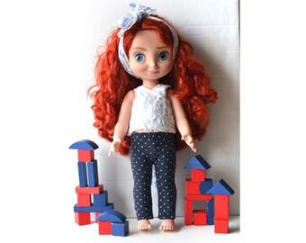 """Leggings for disney animator dolls 16"""""""