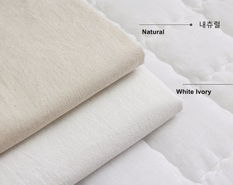 Cotton Cloth Fabric Natural By The Yard