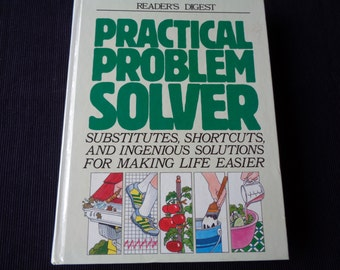 Vintage book How to fix it  problem solver