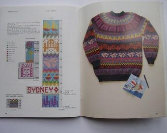 1980s Australian knitting book