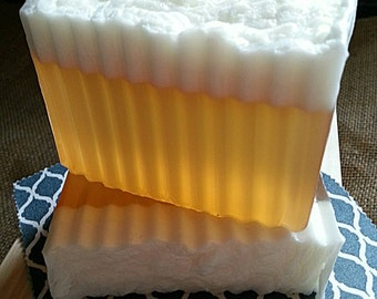 Honey Ale body and hand soap