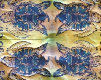 Hawaiian Green Sea Turtle Placemats