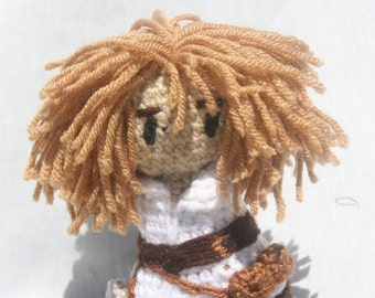 Crochet River Song
