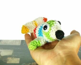 Seal/Baby Seal/Crochet Seal/Ready to Ship/Stuffed Animal/Stuffed Seal/Amigurumi/Soft Toy/Sea Creature/Zoo Animal