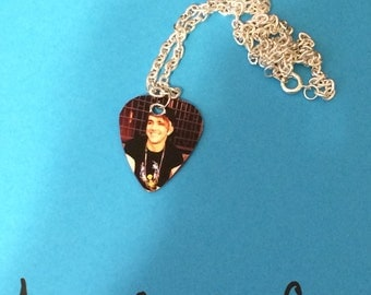 Tyler Wilson Guitar Pick Necklace