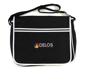 Westworld: Delos Retro Messenger Bag