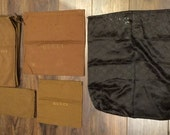 Genuine Gucci Designer Dust Bags Storage Protector Handbags Shoes Rare Various Sizes  Designs
