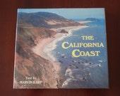 1985 The California Coast Book Beautiful Landscape & Sea Photographs Overlooks Big Sur Collectible Photos Illustrated a1809